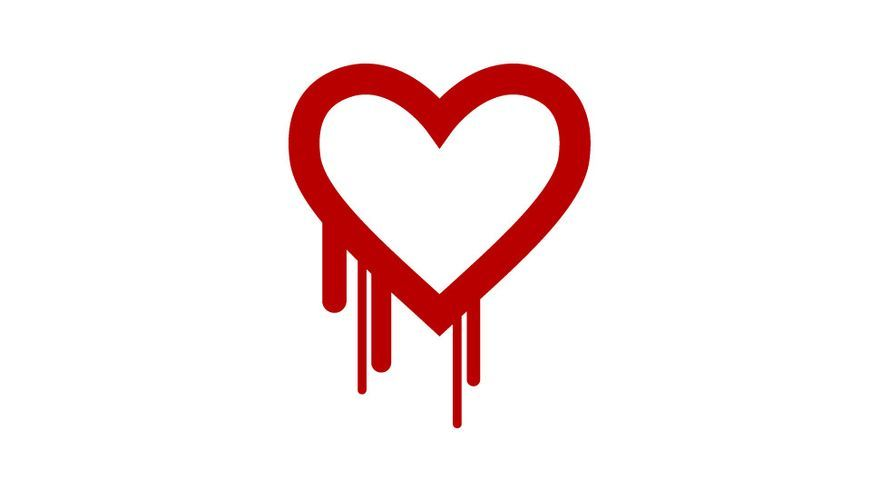 Logo de Heartbleed
