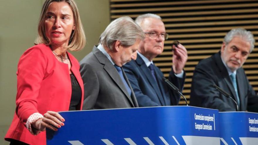 La CE propone aumentar un 30% su presupuesto exterior y simplificar los fondos de ayuda