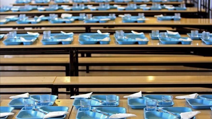 Andalucía destina 102 millones al comedor escolar en 477 centros públicos