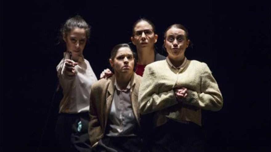 La comedia 'Interrupted' está entre las cinco mejores obras de Madrid.