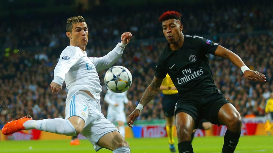Real Madrid-PSG