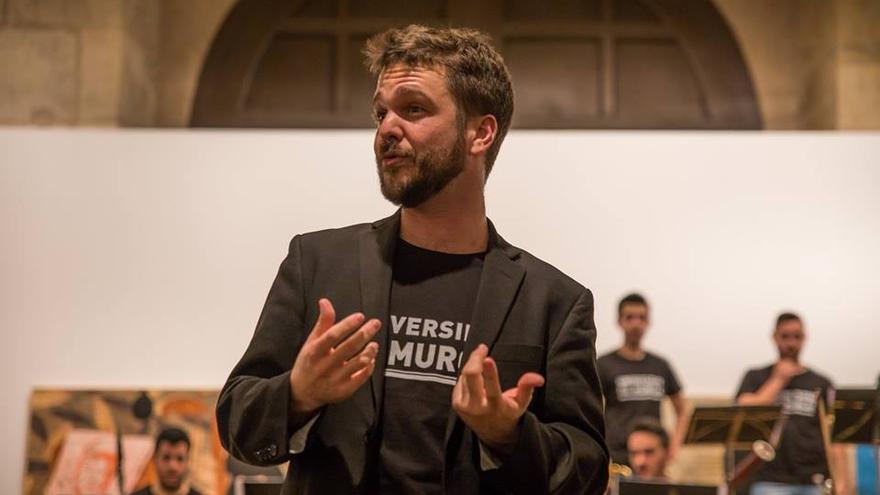 Jorge Losana, director de Early Music Project