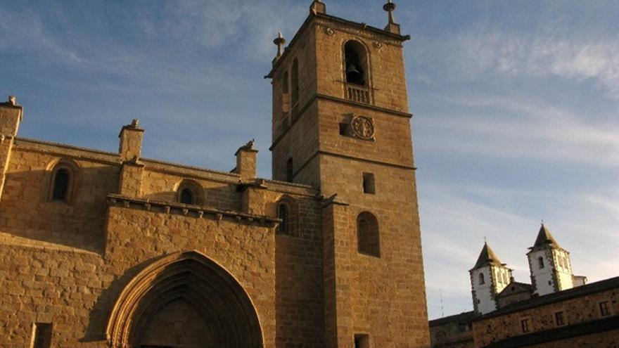 Concatedral de Cáceres / http://www.turismo.ayto-caceres.es