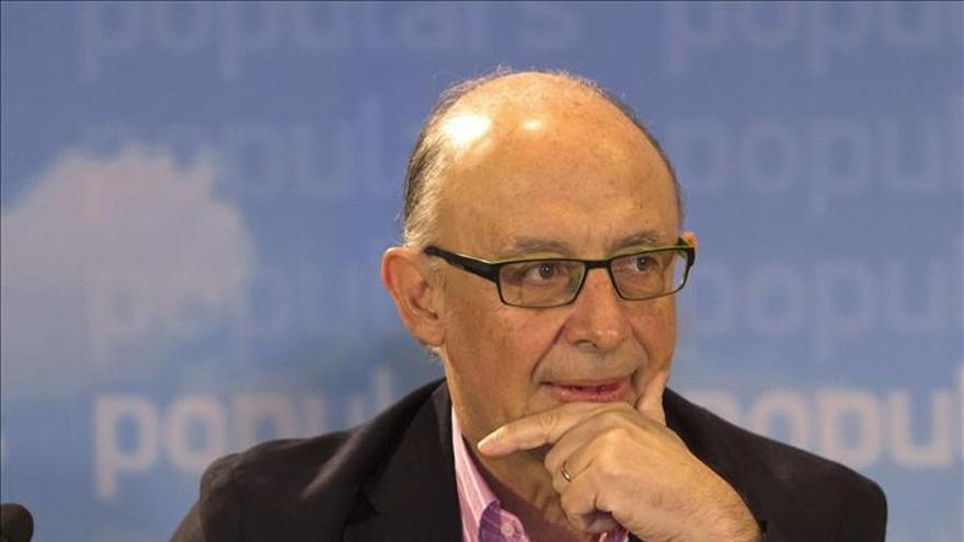 """Montoro advierte a Mas que """"no es negociable"""" un déficit superior al 2 por ciento"""