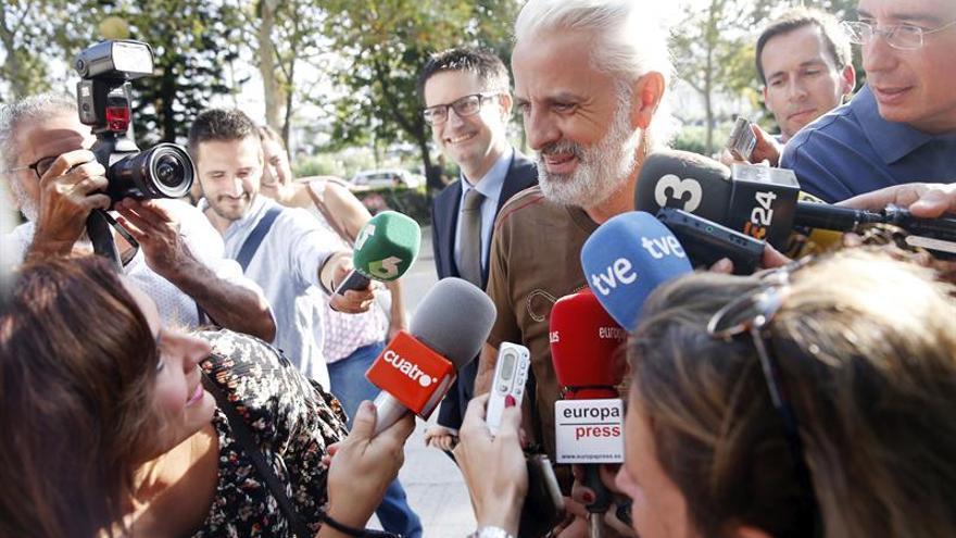 Benavent implica a consellers de Camps en el cobro de comisiones en Imelsa