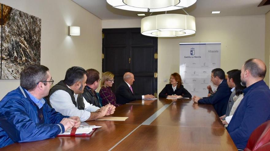 Reunión con la Asociación de Balnearios