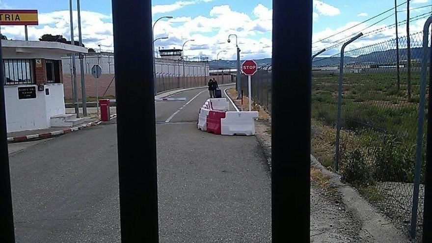 Ingresa en la prisión de Alcalá Meco el guardia civil condenado a tres meses de cárcel acusado de insulto a un superior