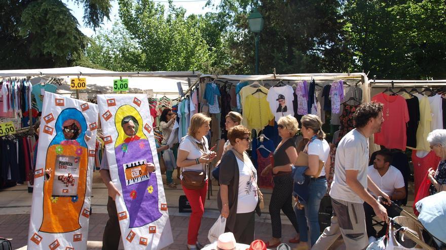 Campaña Matrioska Pobreza Cero / Foto: Coordinadora ONGD