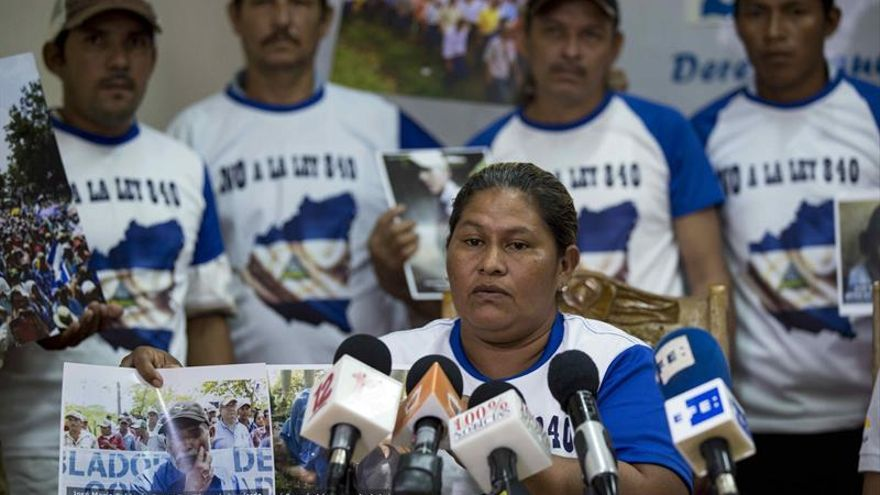 Denunciarán al Estado de Nicaragua ante la CIDH por el proyecto del canal interoceánico