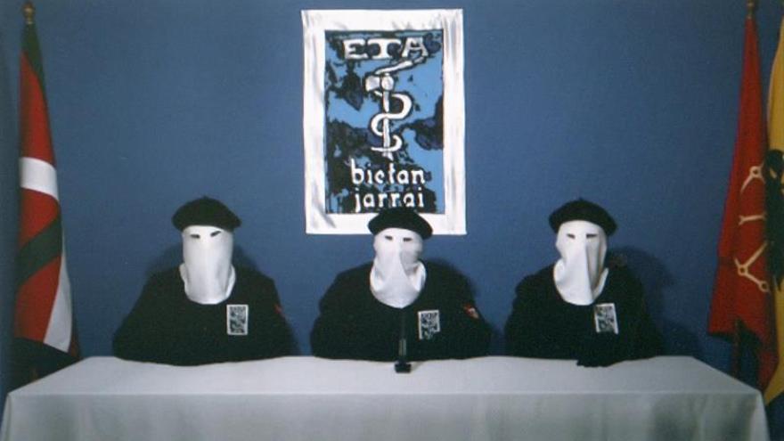 """ETA declara que """"ya es una organización desarmada"""""""