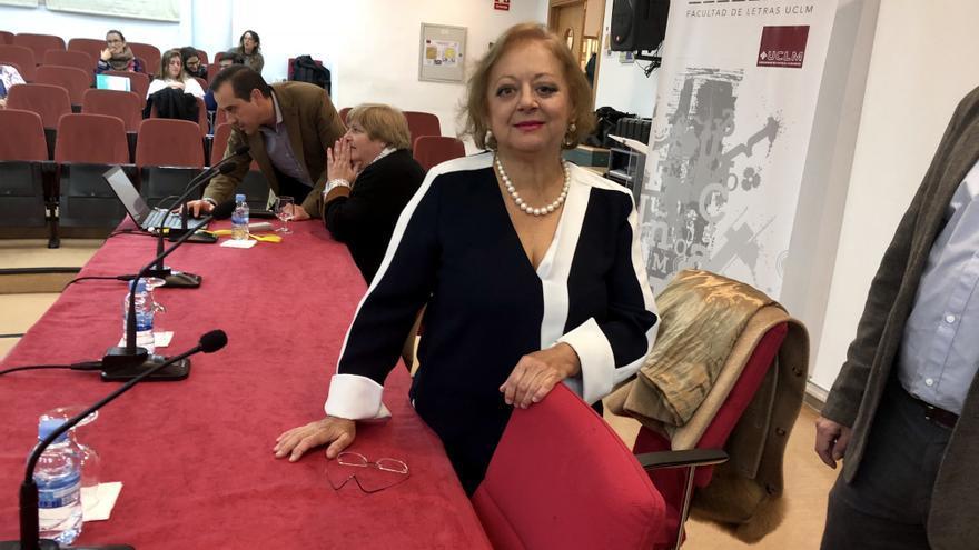 Cristina García Rodero, en Ciudad Real