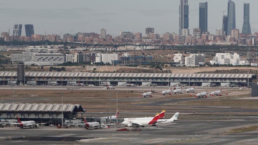 Más de un centenar de organizaciones protestarán contra la ampliación de aeropuertos