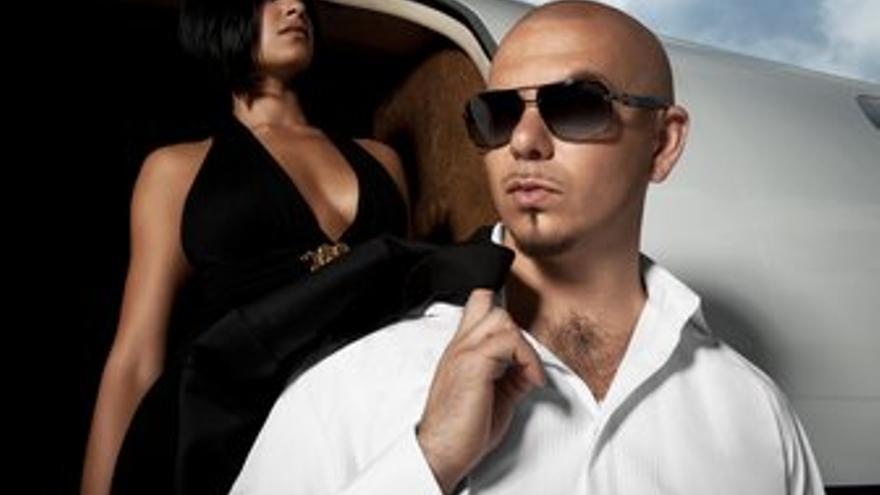 Foto promocional de Pitbull.