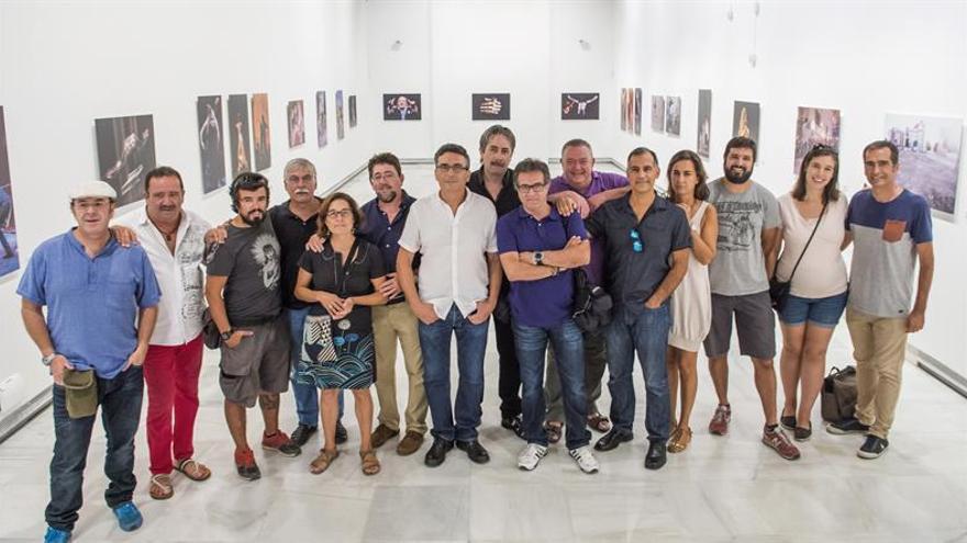 48 fotógrafos muestran su visión sobre el flamenco en previa de la Bienal de Sevilla