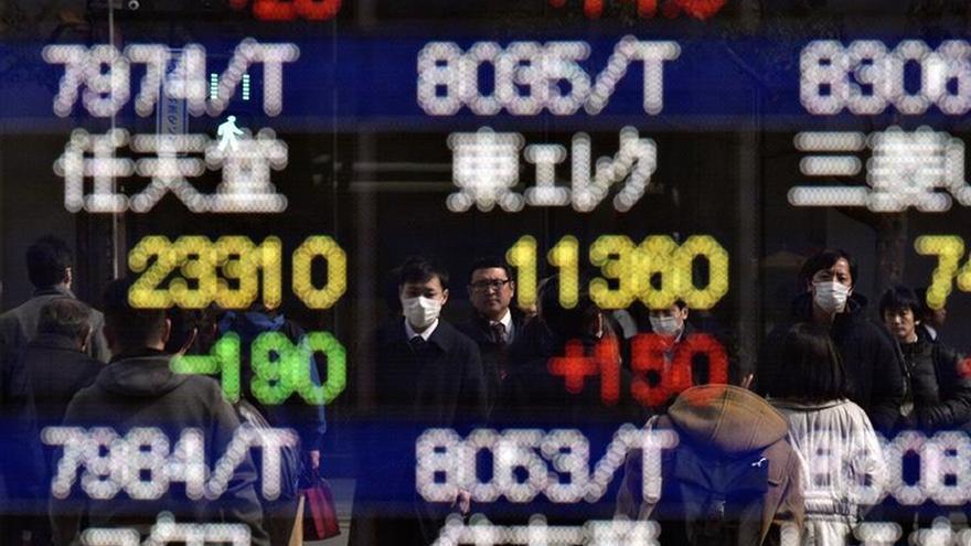 Tokio abre con una subida del 0,77 por ciento