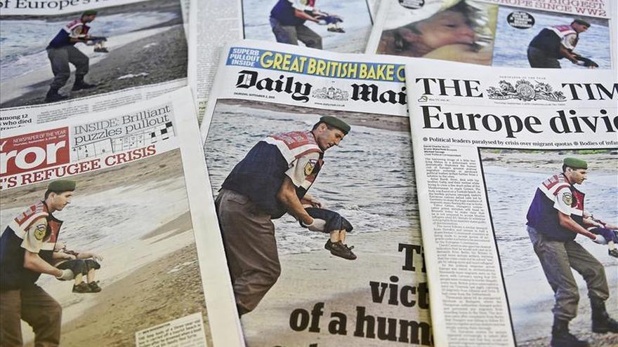 Aylan Kurdi, símbolo de la tragedia de los refugiados sirios