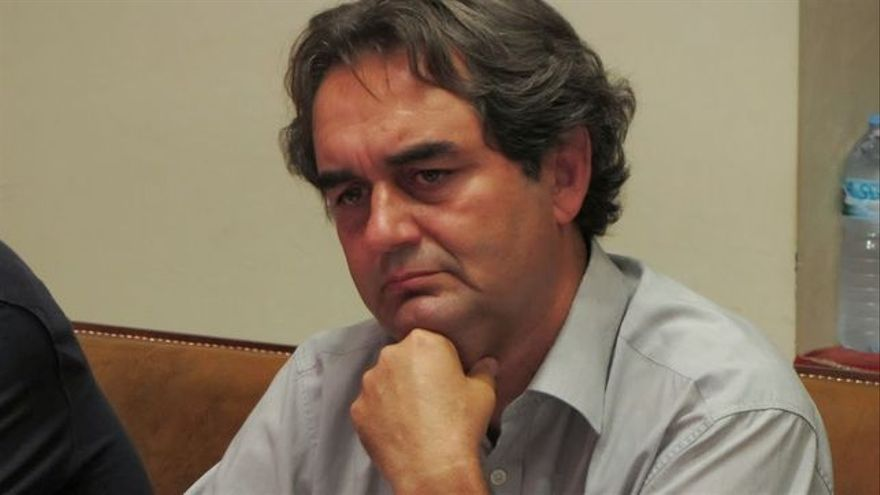 Pedro Fernández Arcila, portavoz de Sí Se Puede en Santa Cruz