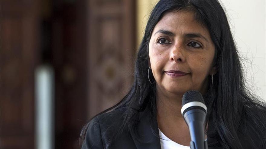 Canciller venezolana rechaza declaraciones de García Margallo sobre comicios