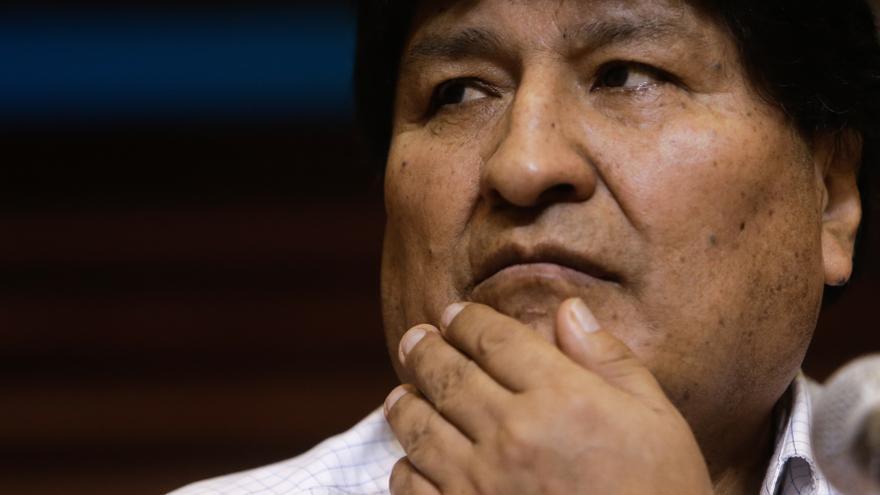 """Evo Morales cuestiona a la """"vieja Europa"""" por resolución de la Eurocámara"""