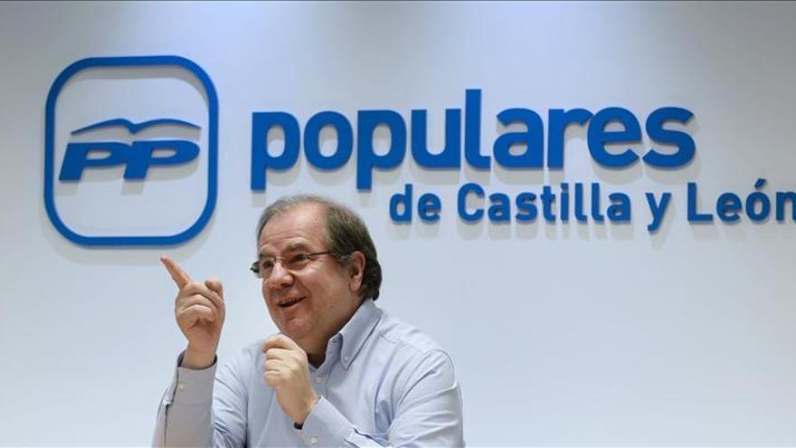Herrera será de nuevo el candidato del PP a la Junta de Castilla y León