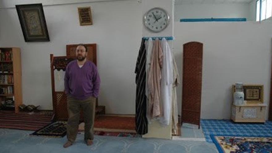 Mohamed El Seyoufi, imán y presidente de la Federación de Comunidades Musulmanas de Castilla-La Mancha / Foto: eldiadigital.es