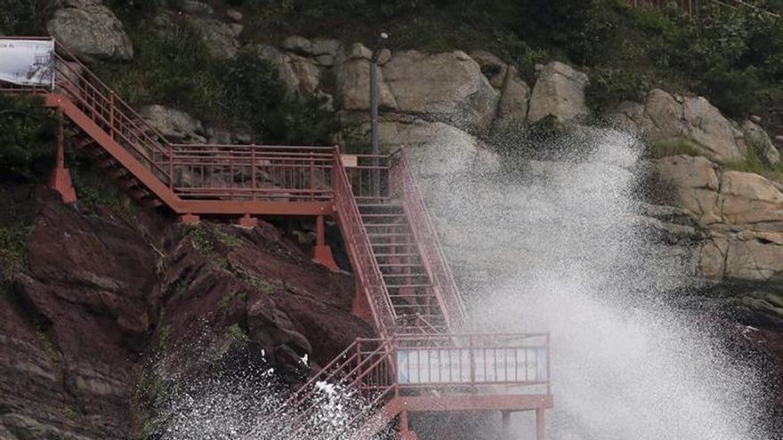 Aumentan a 31 los fallecidos por los tifones Malakas y Meranti