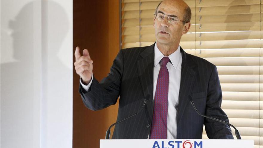 Francia autoriza la venta de las actividades energéticas de Alstom a GE