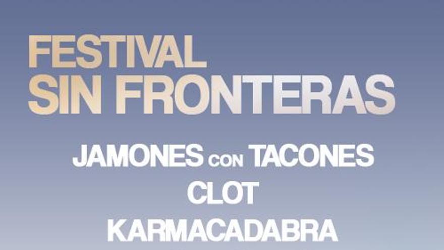 Festival Sin Fronteras en Ítaca el jueves 7 de febrero a las 19.30h