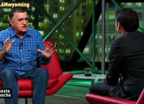 """'LaSexta Noche' con Wyoming y su máquina de titulares: """"Rajoy que se vaya a comer pulpo"""""""