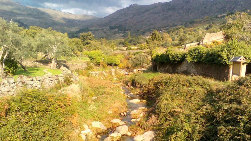La fiebre del oro regresa a Sierra de Gata / Sierra de Gata es Otoño