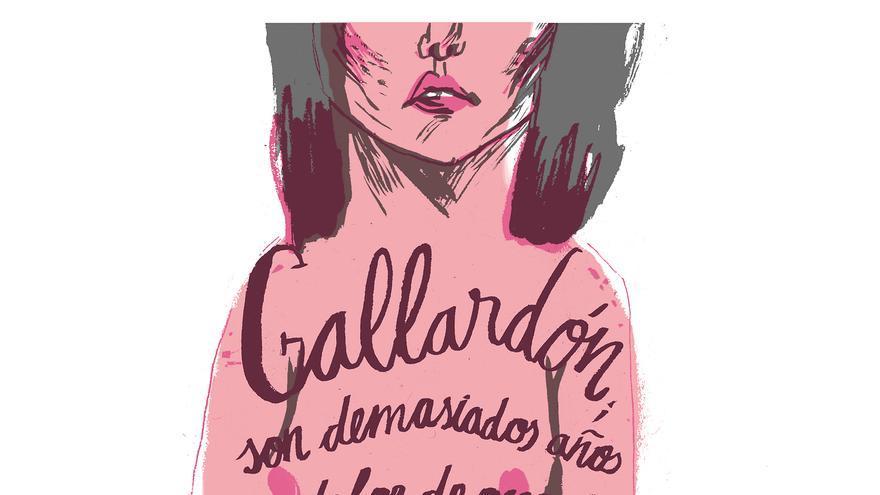 """""""La camiseta Gallardón"""" de María Herreros y Frédérique Conte"""