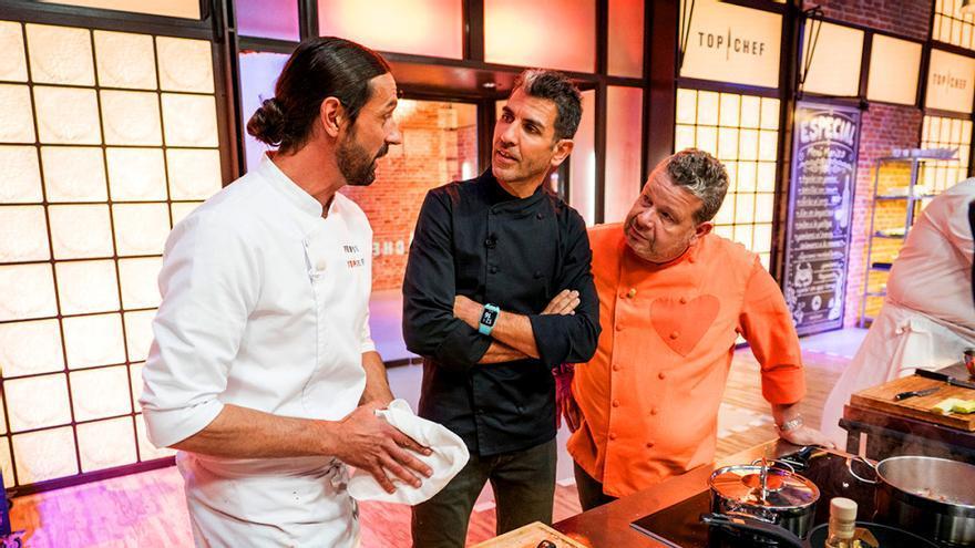 'Top Chef' vivió una despedida con ironía y una caída al límite