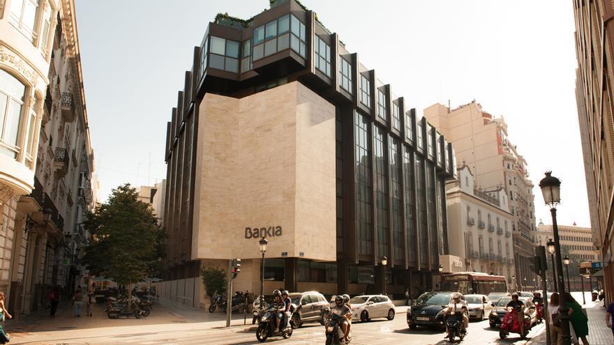 Sede social de Bankia en Valencia. Foto: Bankia