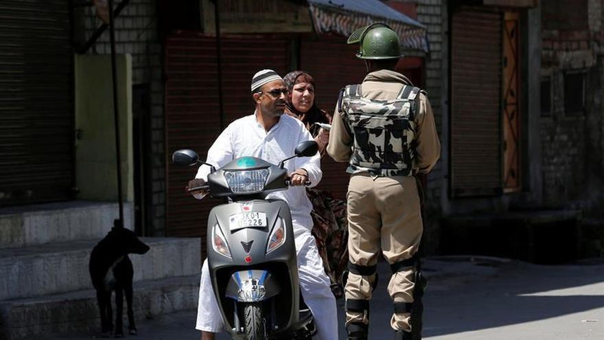 La Cachemira india vive en una tensa calma la jornada de luto y solidaridad de Pakistán
