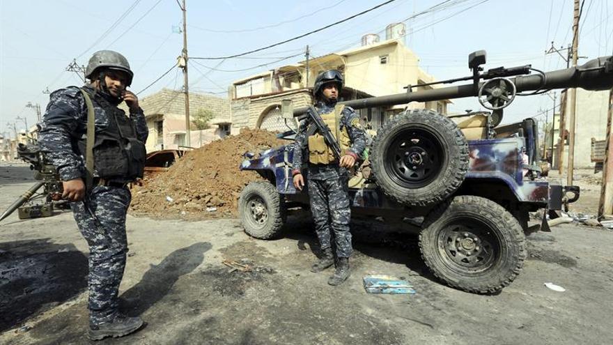 El EI usó armas químicas contra las fuerzas iraquíes en Mosul, según Ejército