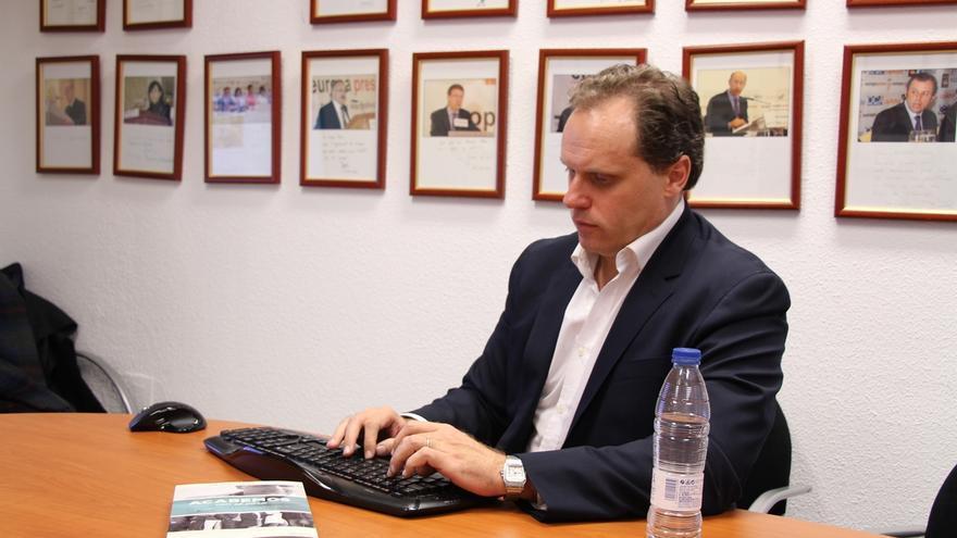 El economista Daniel Lacalle, en una imagen de archivo.