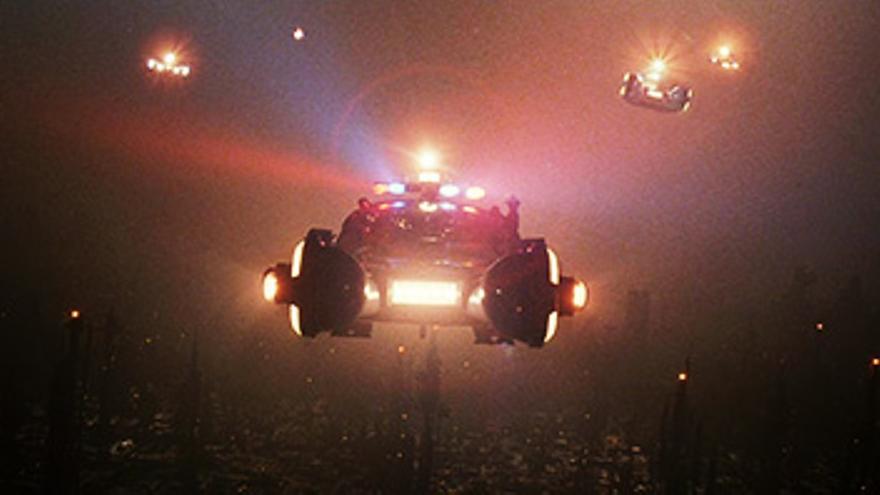 Los 'spinners' de Blade Runner, los coches voladores más famosos del cine (Foto: Wikimedia Commons)