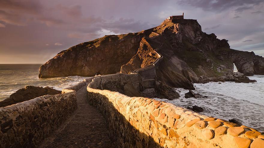 San Juan de Gaztelugatxe, uno de los lugares más visitados de Euskadi