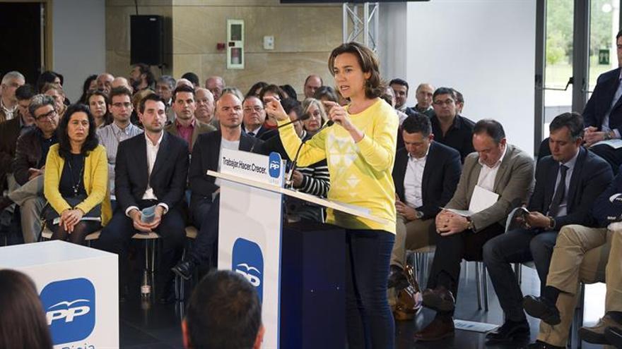La alcaldesa de Logroño Cuca Gamarra (PP) será vicepresidenta de la FEMP