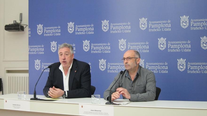 Ayuntamiento de Pamplona pedirá oficialmente al Gobierno foral que modifique el Plan Especial del PSIS de Salesianos