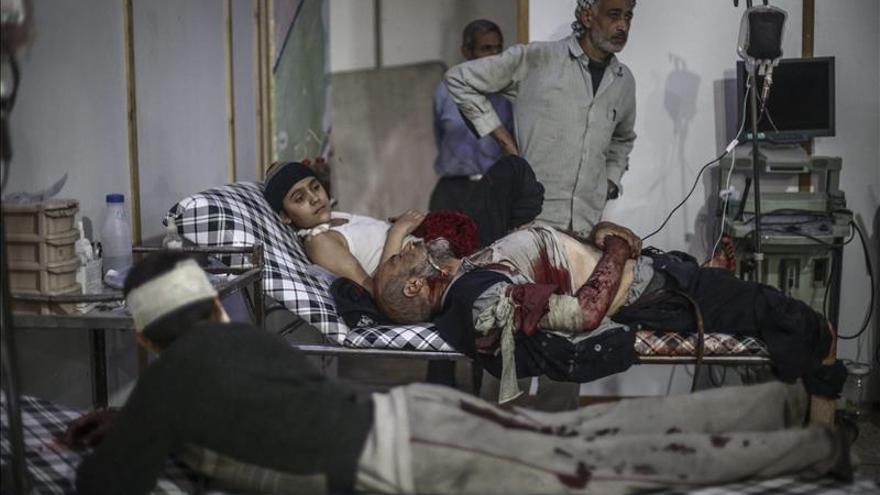 Al menos 22 muertos y 62 heridos por caída de proyectiles en Latakia en Siria