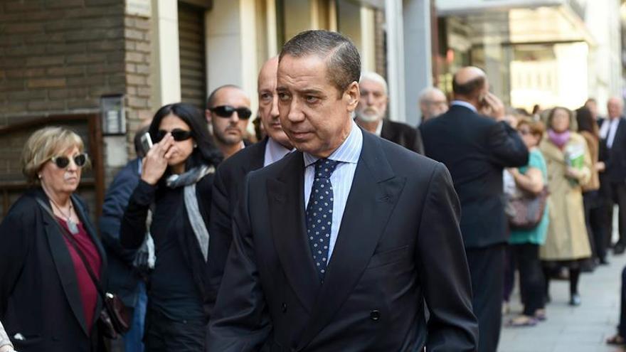La UCO ve indicios de delito de tráfico de influencias de Zaplana en una gestión