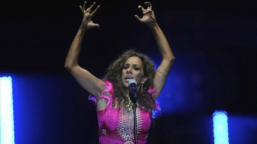 Rosario Flores llega a México a mostrar en festival la energía de su música