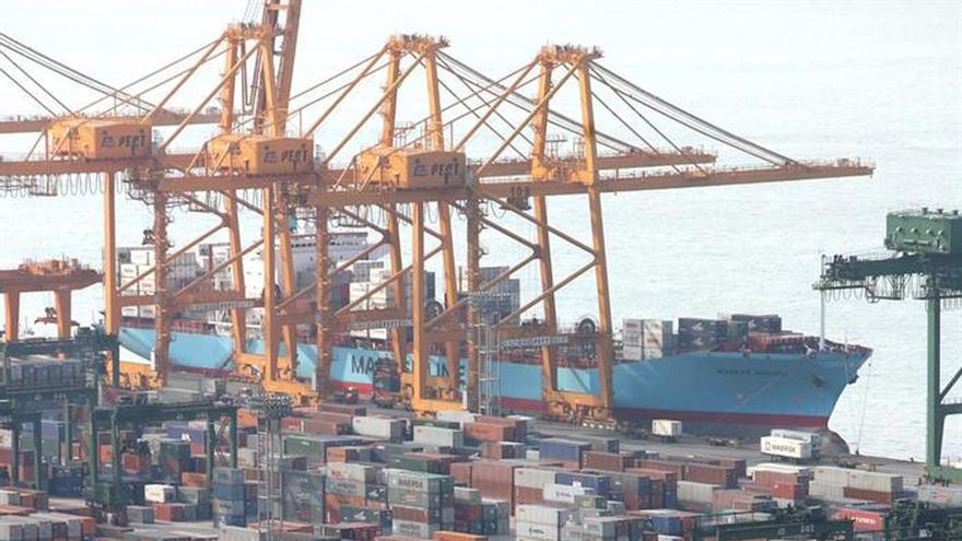 Las exportaciones surcoreanas crecieron en febrero al mayor ritmo desde 2011