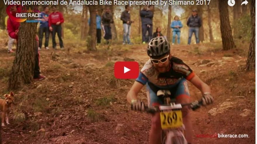 Video de la Andalucía Bike Race