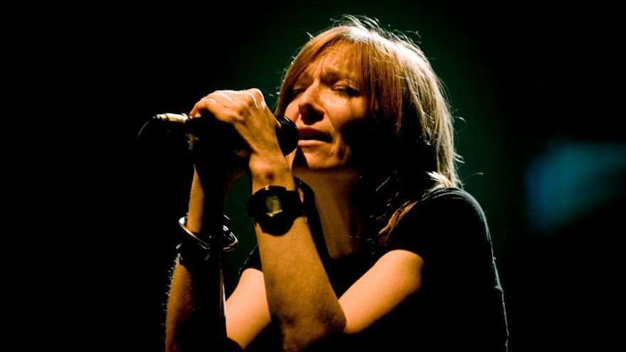 Beth Gibbons, cantante de Portishead