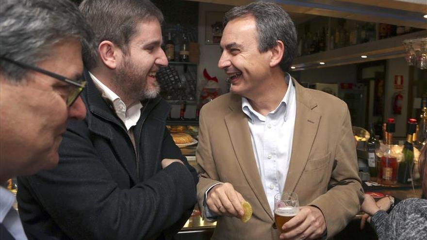Zapatero pide altitud de miras para formar mayorías que ofrezcan estabilidad
