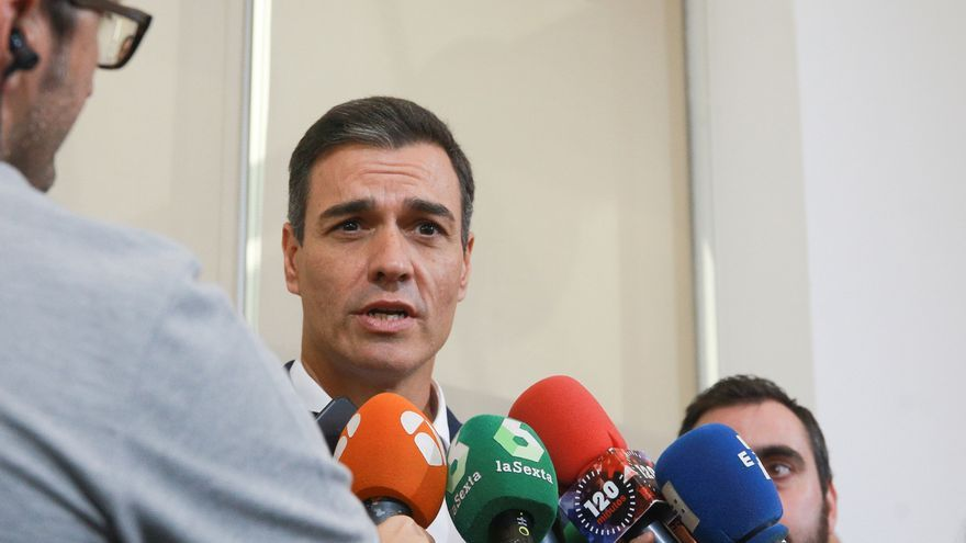 Sánchez regresa al Palacio de la Moncloa tras unos días de descanso en Doñana