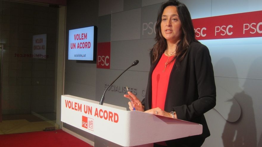 """El PSC ve """"positiva"""" la propuesta de cocapitalidad de Barcelona defendida por Collboni"""