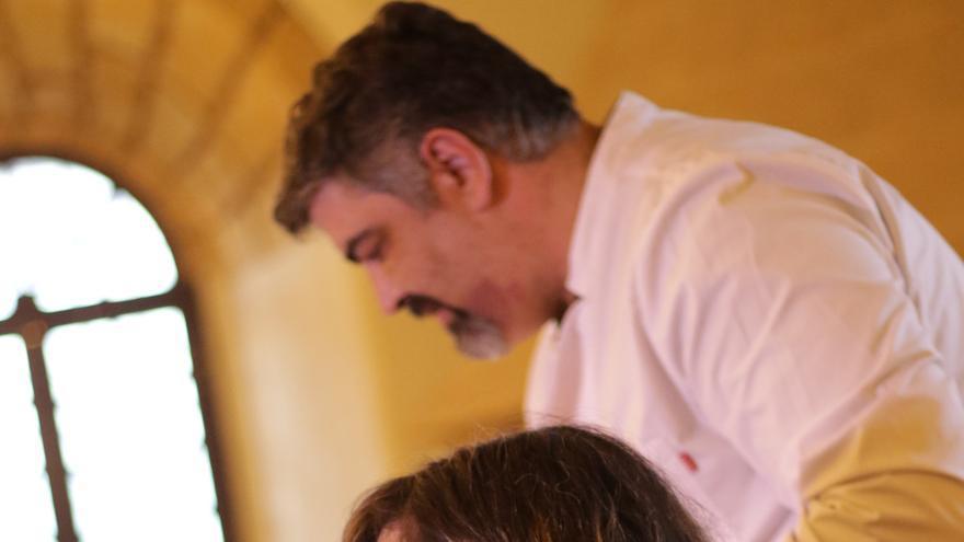Ana Puerta y Sergio Bajá